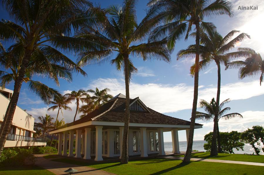 turtle bay chapel -