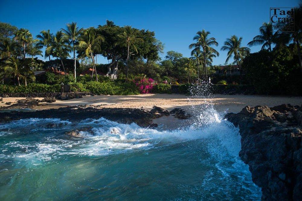 beaches & bluffs -