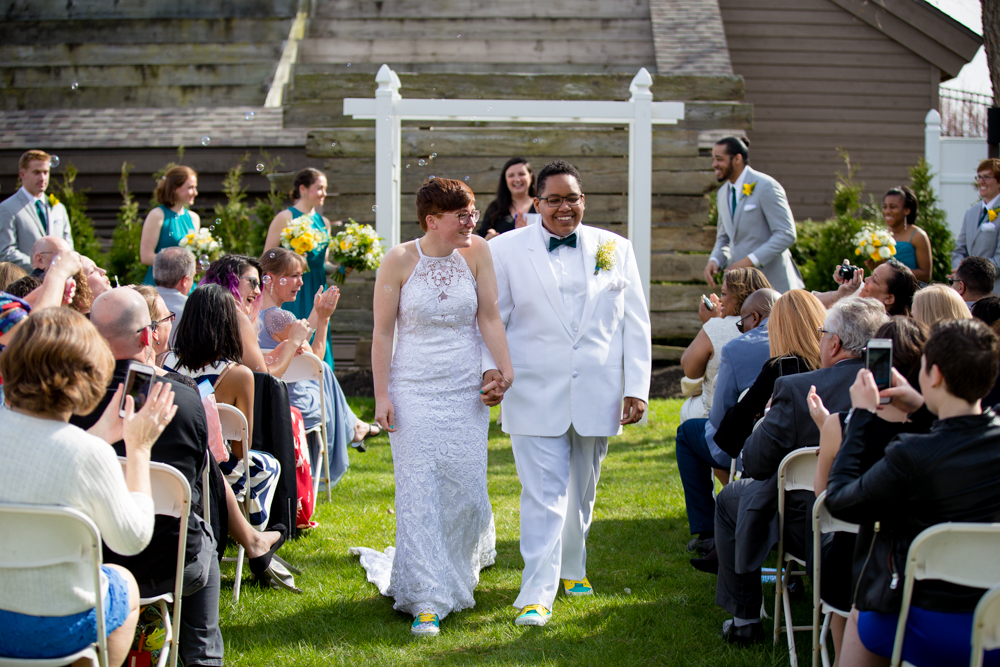 same sex wedding photographers, lesbian wedding columbus, watersedge event venue, columbus wedding photographers, same sex wedding ohio