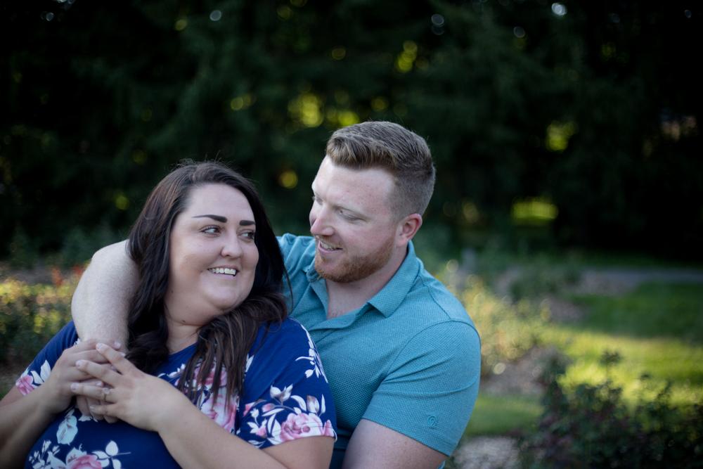 whetstone engagement, park of roses engagement pictures, engagement photos columbus, best photographers ohio, columbus wedding photographers