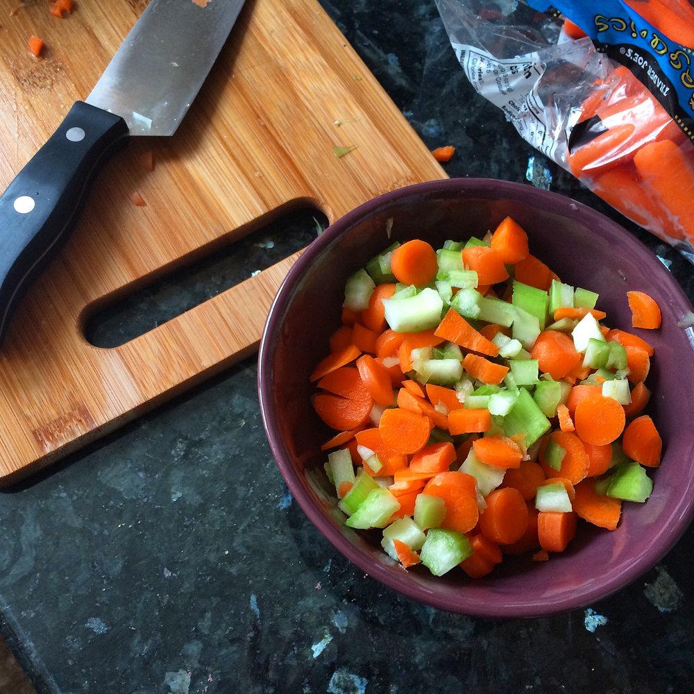 carrots n celery
