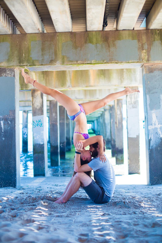 acro yoga pura vida bikini
