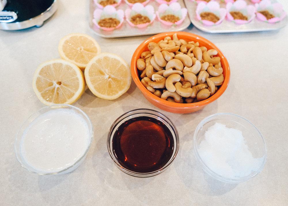 raw vegan cheesecake, Gluten, Corn, and Soy Free