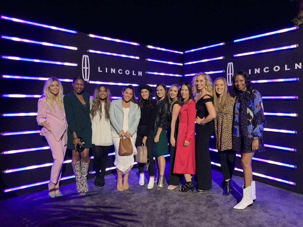 Lincoln Aviator World Premiere
