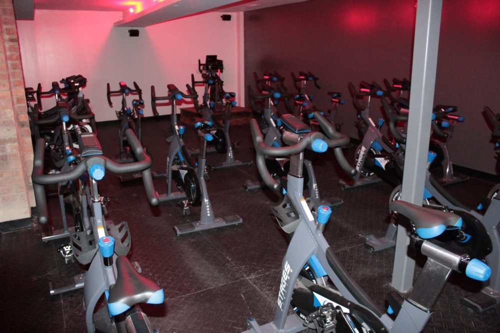 Live Cycle Delight - By creating a stimulating environment that promotes wellness and peace of mind through focused body work, all level-fitness practitioners can come together to build intensity and share their energy with the group.