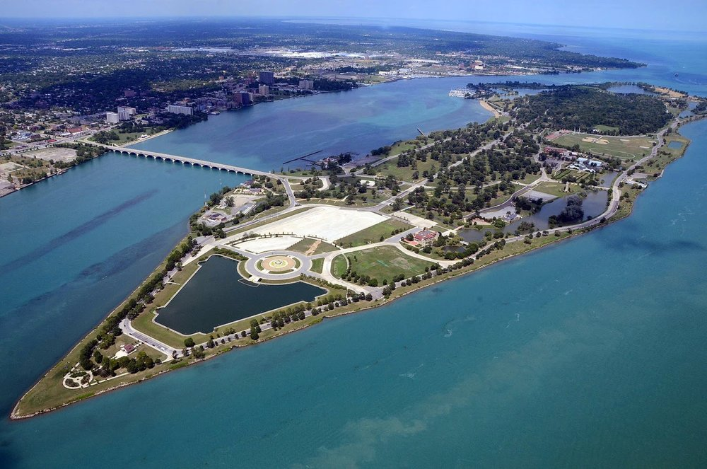 Belle Isle Park - Rich with history and natural beauty, Belle Isle Park is a Detroit gem and a Michigan state park.
