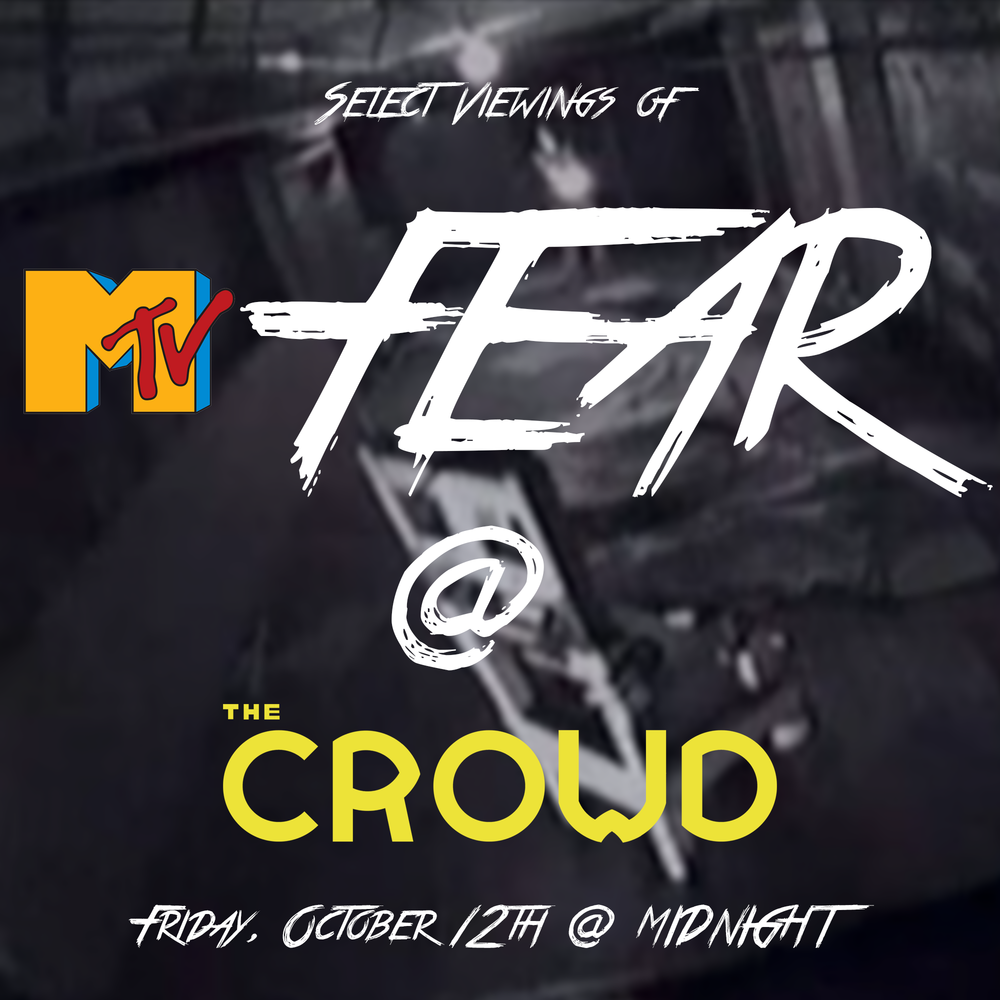 Fear @ The Crowd