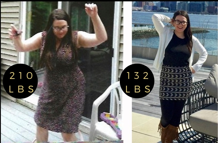 Before and After 78 pound weight loss and reversing health problems with cellular detoxification and regeneration