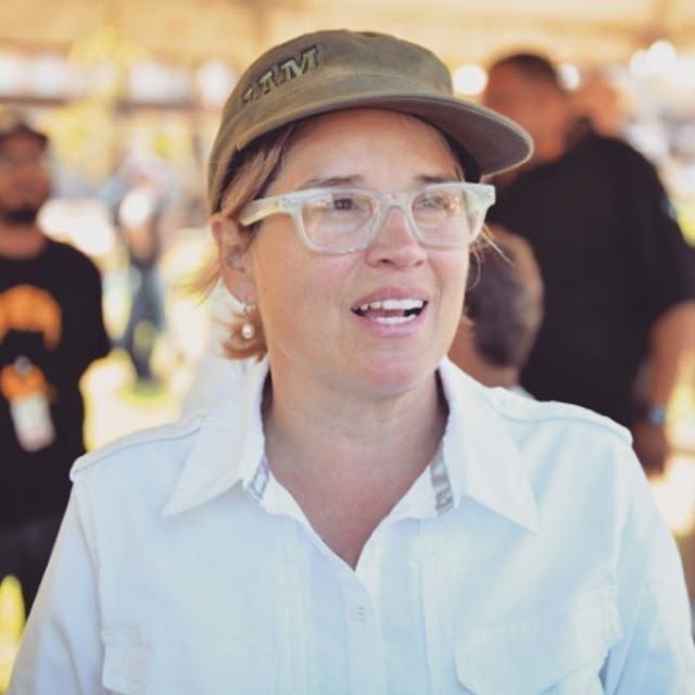 The Mayor of San Juan Puerto Rico @carmenyulincruz.  She stood up and continues to stand up for Puerto Rico.  Seven months after Hurricane Maria nearly destroyed the island, the people there are once again without power.  Somos wants to share her story.  #puertorico #somosonair #sanjuan #hurricanemaria #latina