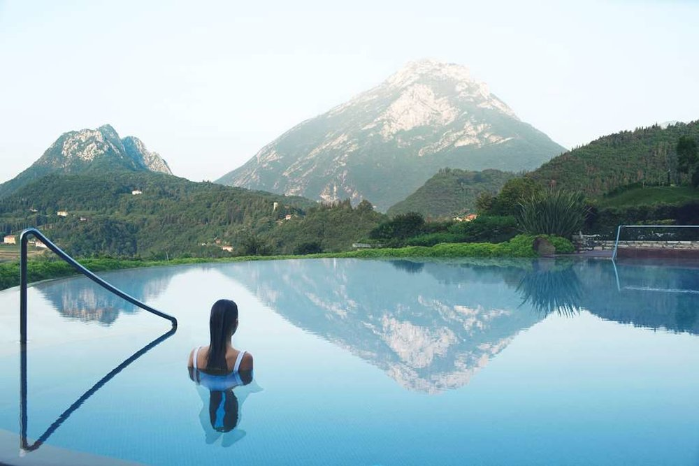 Soak, then sleep at Italy's Lefay Resort & Spa