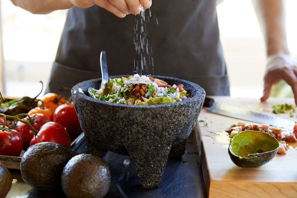 Healthy, decadent dining at Miraval