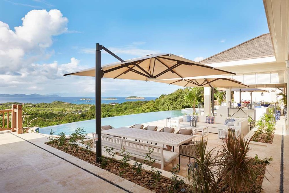Private Villa in Mustique