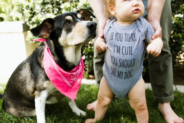 Clothing for pet lovers by Atomic Dog Apparel