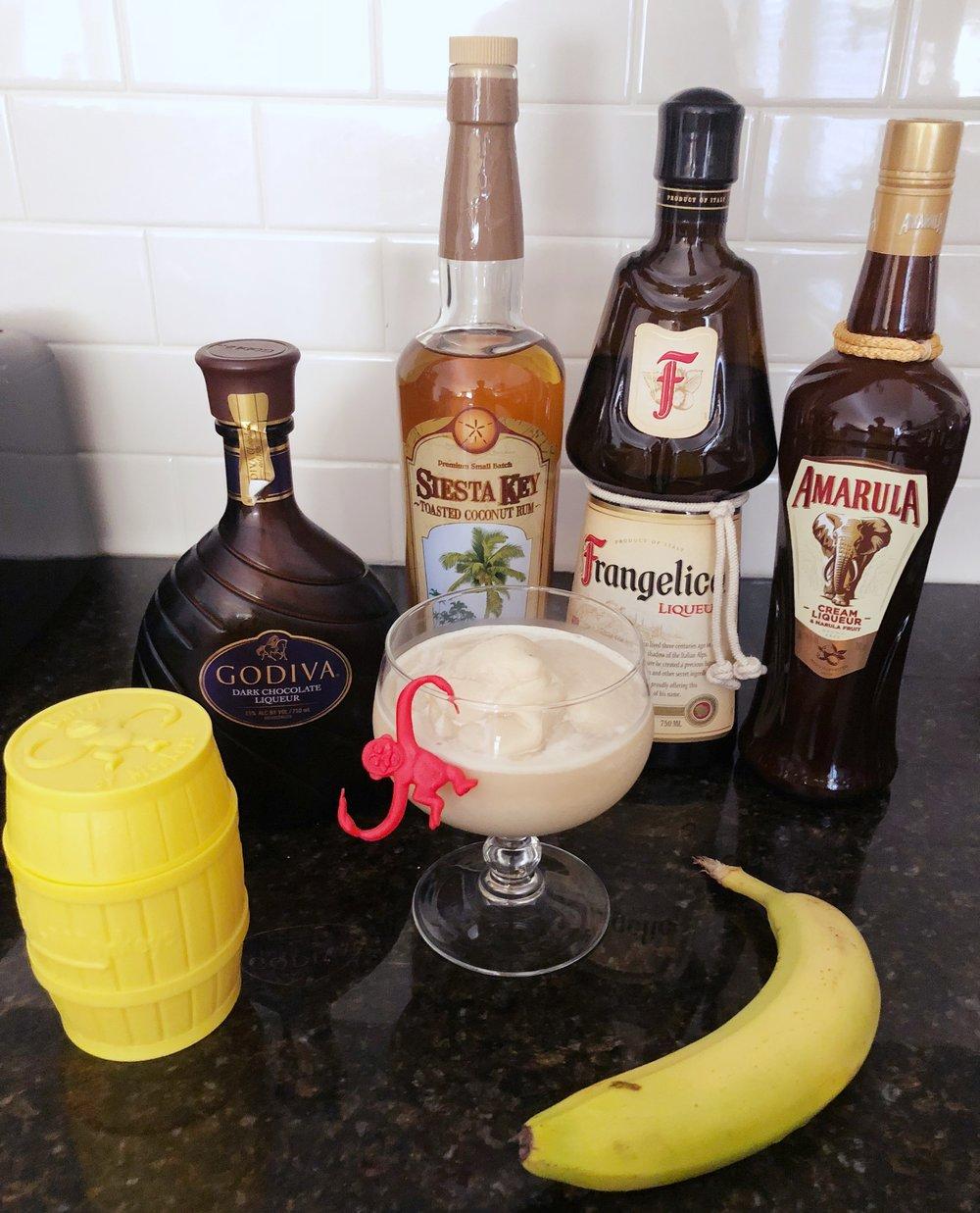 Heather's Banana Monana