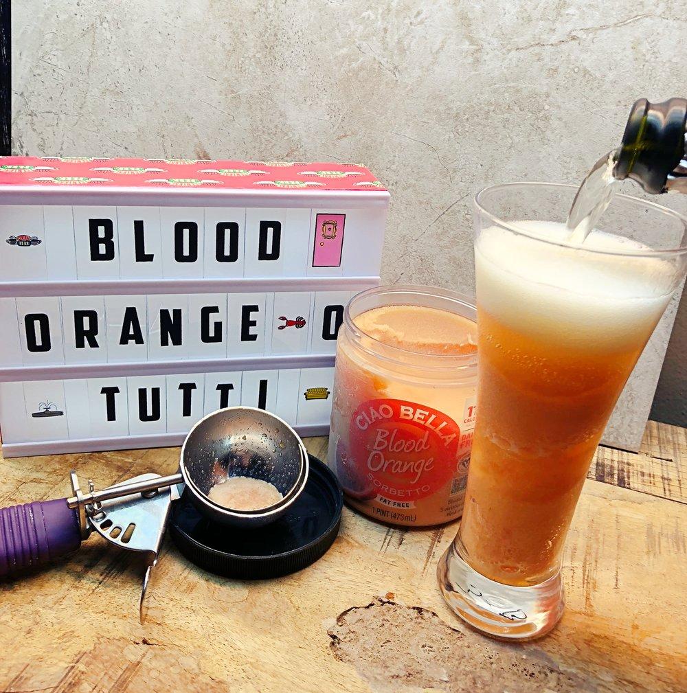Elizabeth's Blood Orange-o Tutti