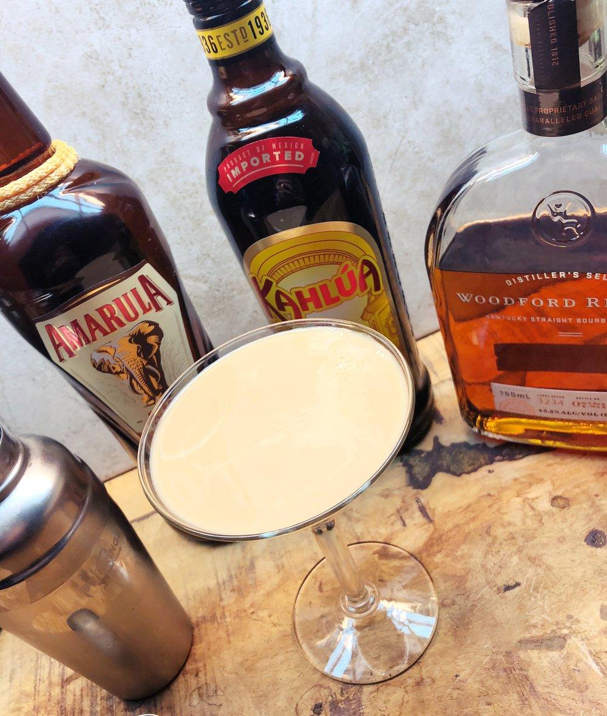 Irish Coffee Martini