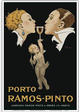 Porto-Ramos Pinto Poster