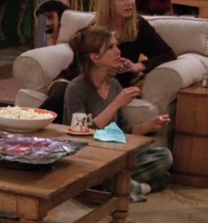 rachel green jammy pants