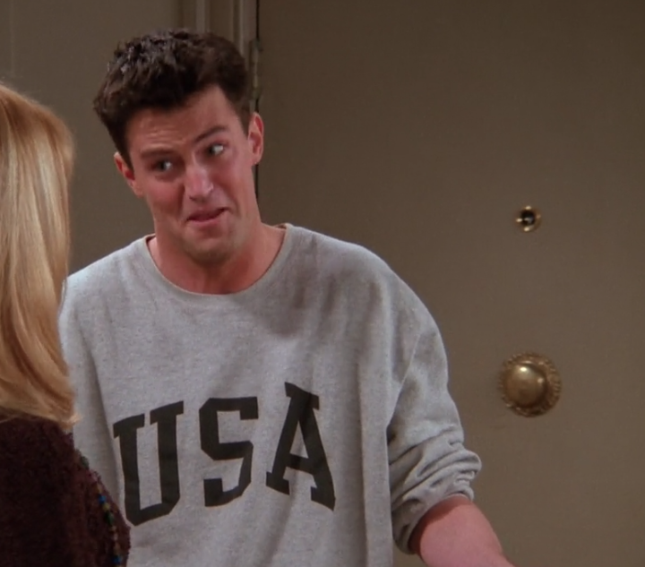 chandler usa sweatshirt