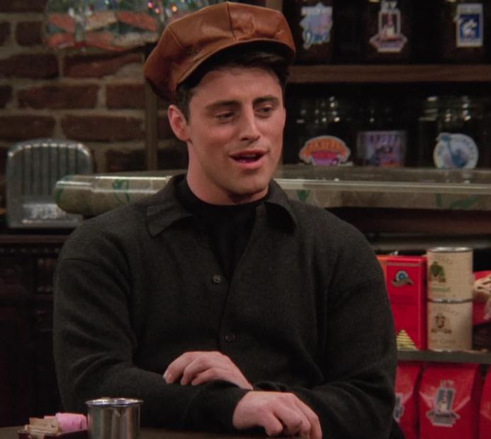 joey jaunty hat