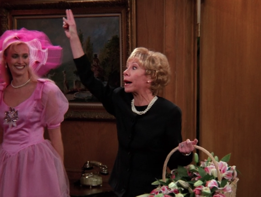 Mindy Sterling as the Wedding Planner
