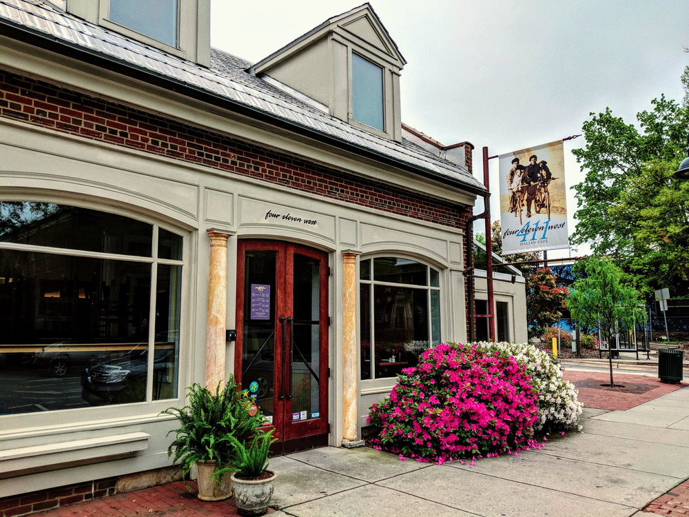 Voted - 2018 Best Italian Restaurant in Chapel Hill by Chapel Hill Magazine