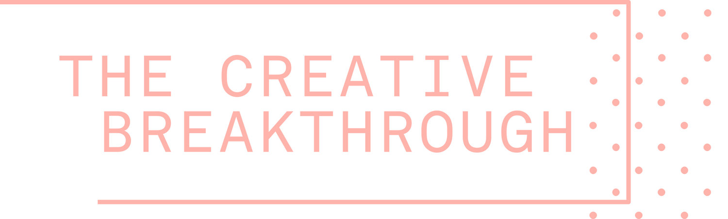 The Creative Breakthrough