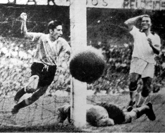 Ghiggia rips the heart out of the Maracanã