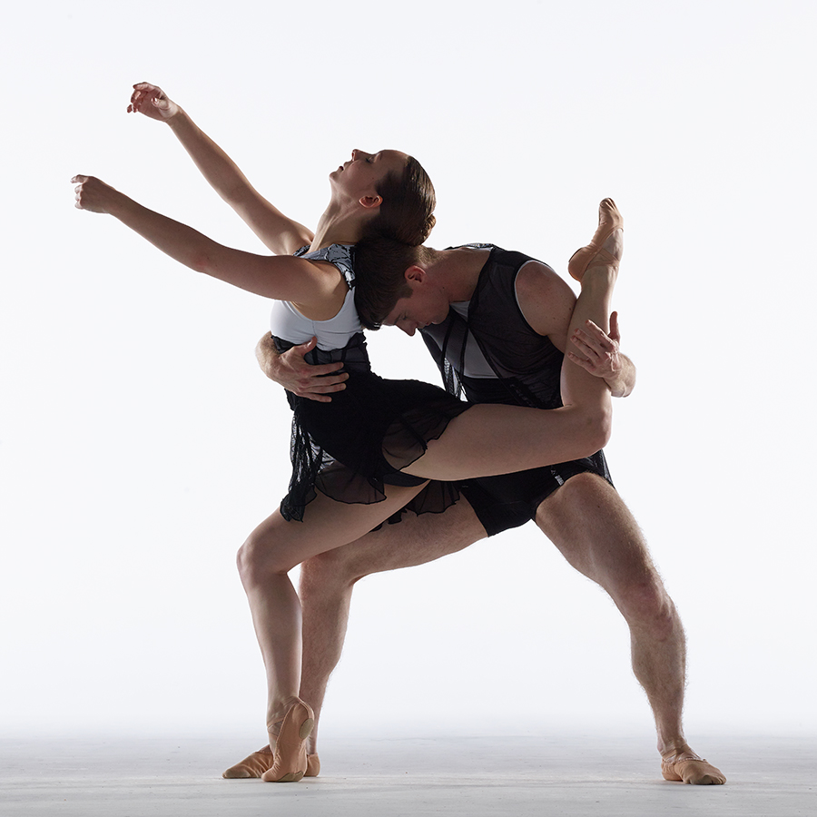 Dancers:  Scott Marlow and Rachel Furst  | Photo  David DeSilva