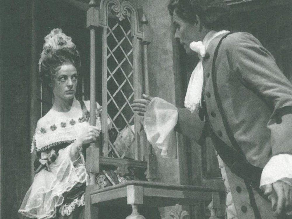 Dame Maggie Smith trod the Fringe boards early in her career  (Edinburgh Festivals)