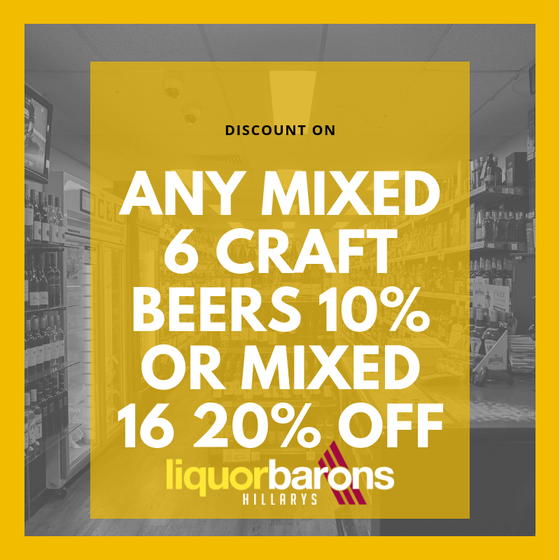 any mixed 6 Craft beers 10% or mixed 16 20% off (1).png