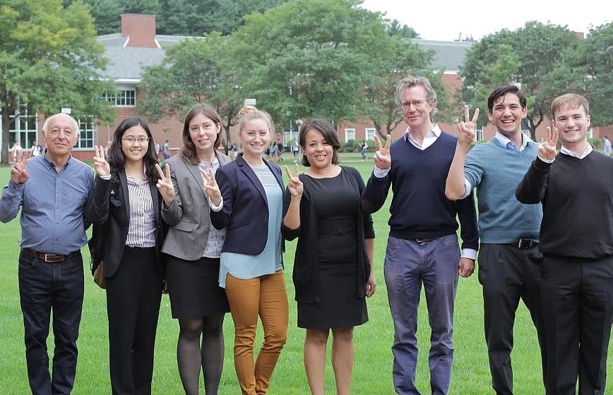 Oxford Consortium Participants