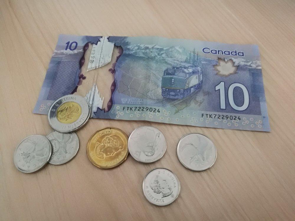 6.B.C = Bring Cash! -