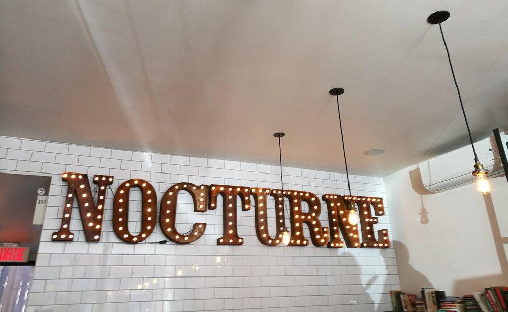 3.Café Nocturne - Plateau Mont-Royal