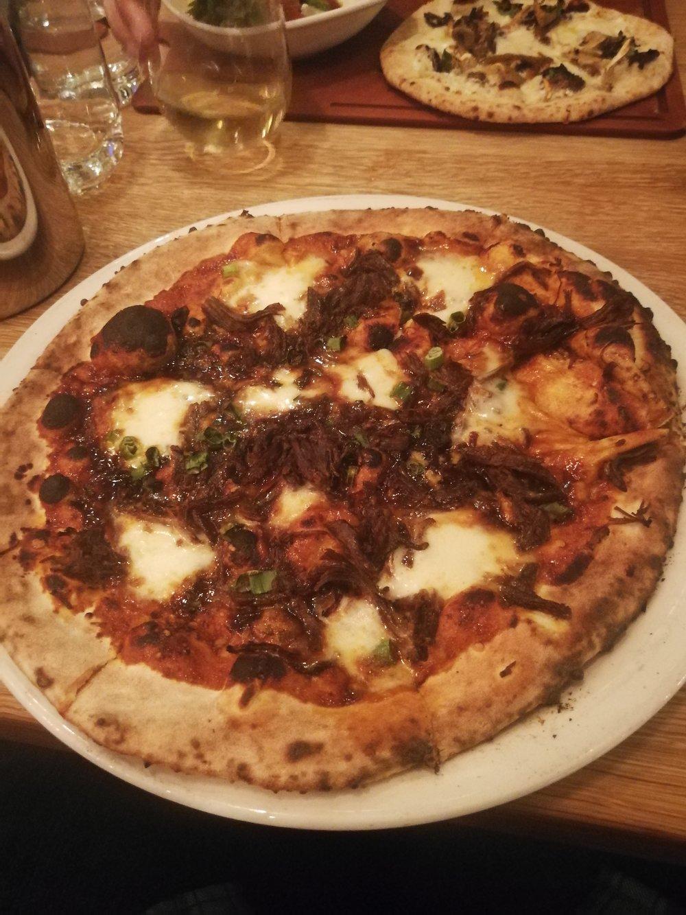 Famoso Neopolitan Pizzeria - Downtown