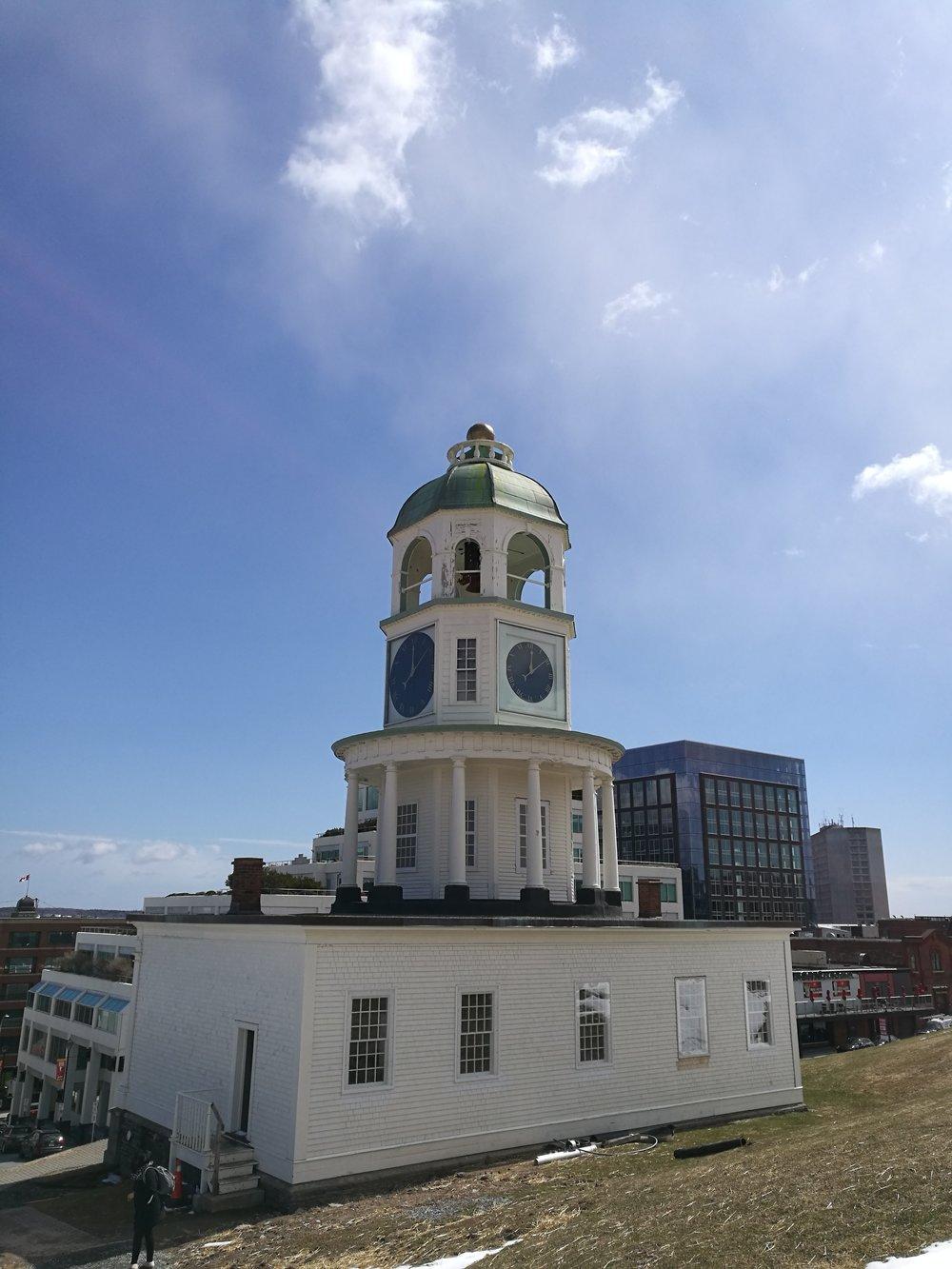 Town Clock, Halifax