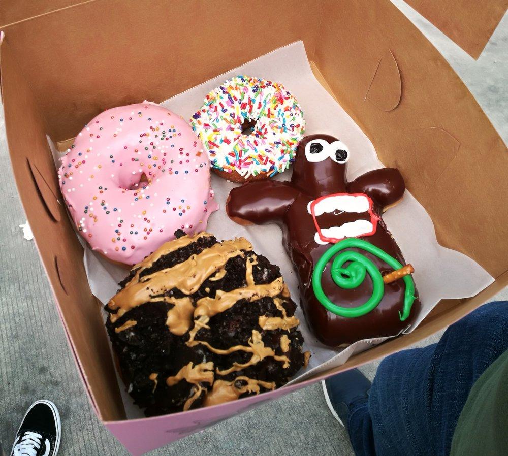 Doughnuts - Featuring Voodoo Doughnuts