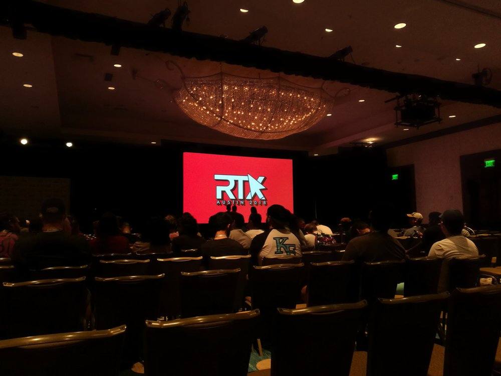RTX 2018 -