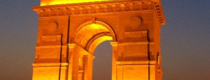 1. India Gate