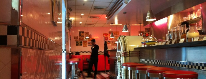 9. The All American Diner