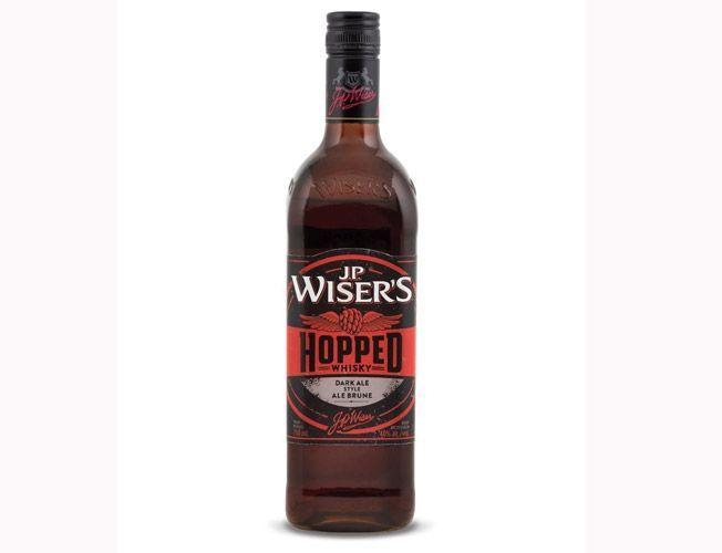 5. J.P WISER'S HOPPED WHISKY