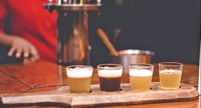 Microbreweries like Manhattan Bar Exchange & Brewery, Open Tap, Brewer Street, Bottles & Barrels, Soi 7 and the Clock Tower have sprung up in Gurgaon, attracting customers for locally brewed beer from all over the country.