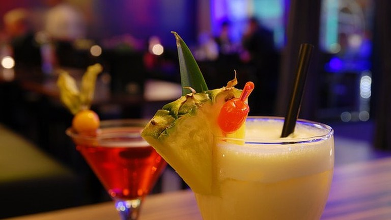 Cocktail | © Josetxu / Pixabay