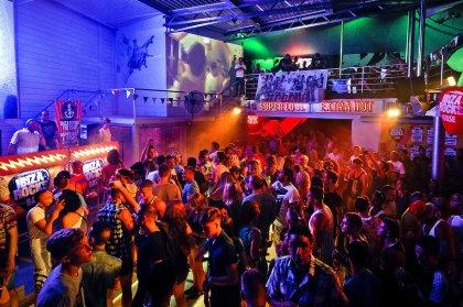 Ibiza Rocks Bar