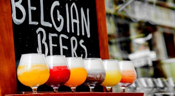 Belgian beer is renowned for its quality