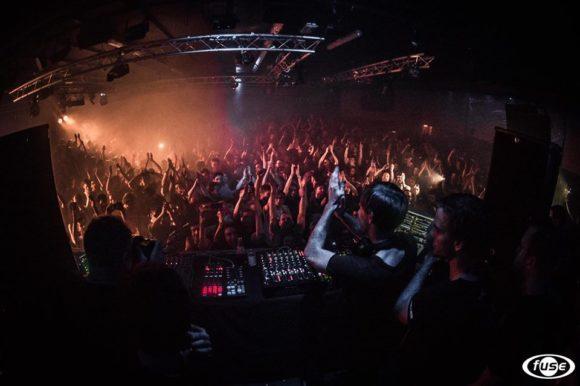 Fuse club, Brussels