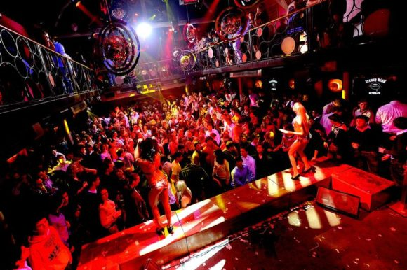 The You Night Club, Brussels