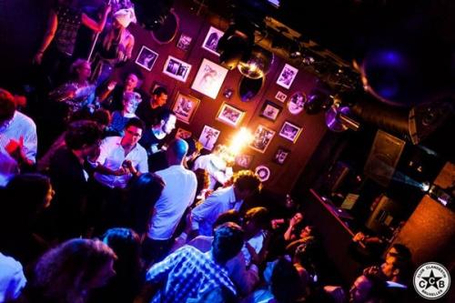 Club Clandestin, Brussels