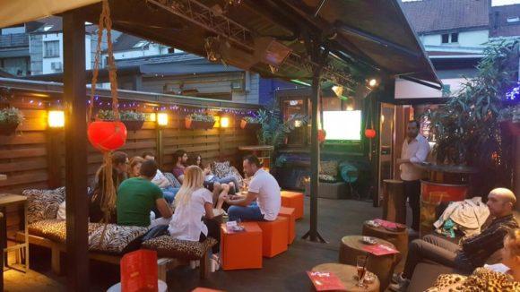 Zanzi Bar, Brussels