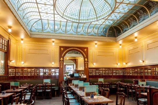 Greenwich Coffee, Brussels